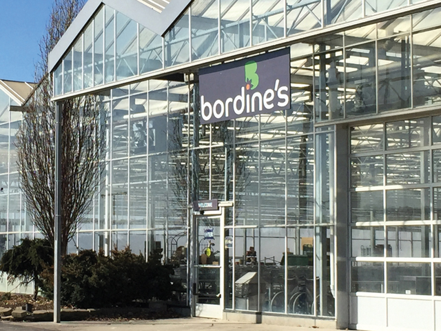 Bordine's Grand Blanc Location